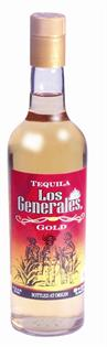 Los Generales Tequila Gold 1.75l